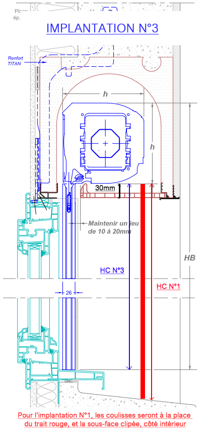Volet Roulant Solaire Bubendorff Tradi Id2 Autonome Pour Coffre Titan