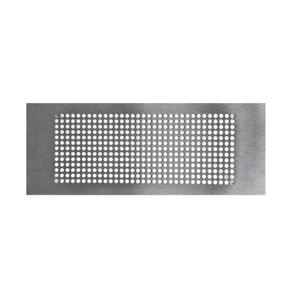 Grille inox rectangulaire 200x100