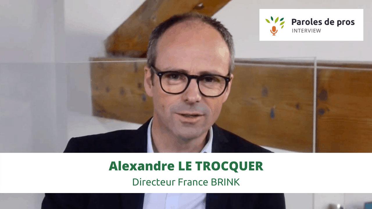 Interview Brink climate service
