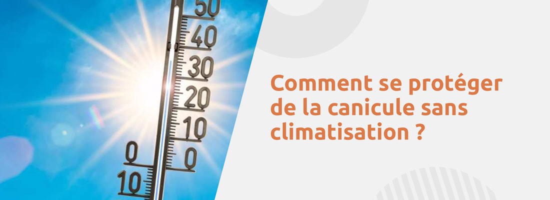 solutions contre canicule