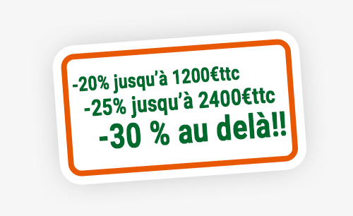promotion store et BSO