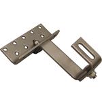 Crochet de fixation pour tuiles mécaniques
