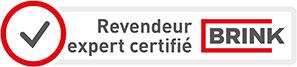 BRINKCS Revendeur expert certifié