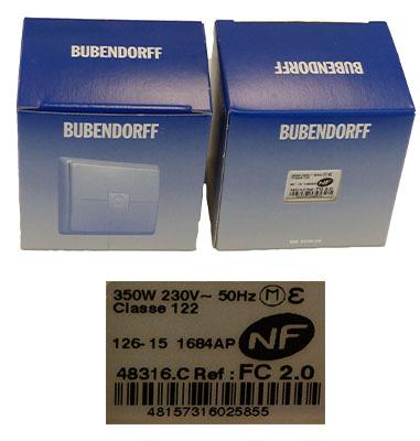 Inverseur FC BOITE 227002 Bubendorff